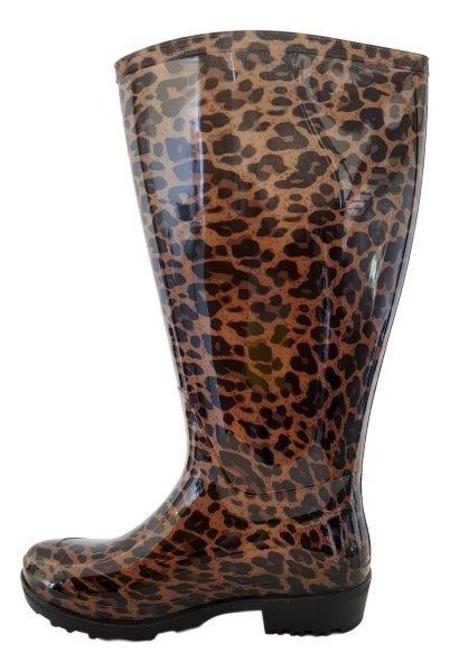 Regenlaars JJ Footwear Wellies 4-5XW