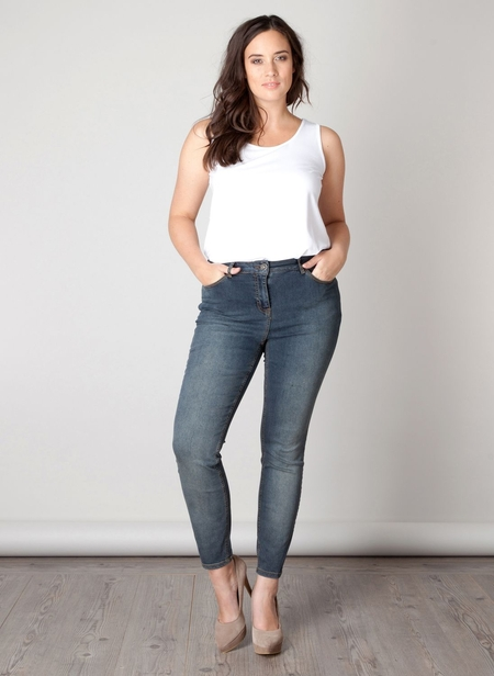 Jeans Ashlie Yesta Basic (Xeller)