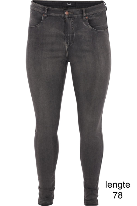 Jeans AMY Zizzi super slim