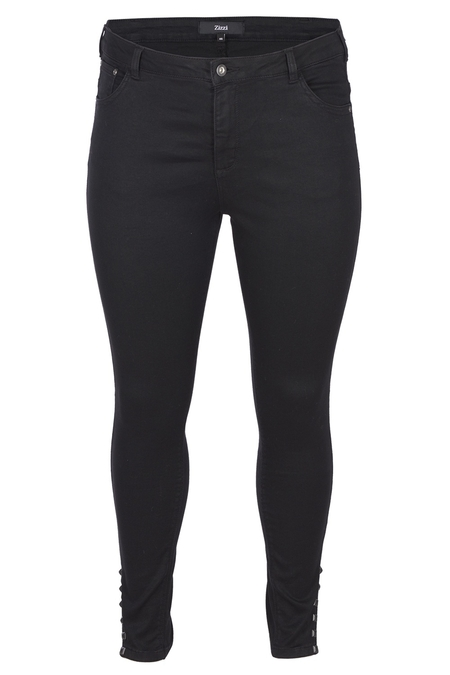 Jeans Zizzi AMY CROPPED super slim