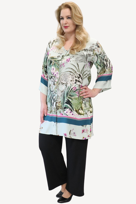 Blouse  Cindy Ophilia Print