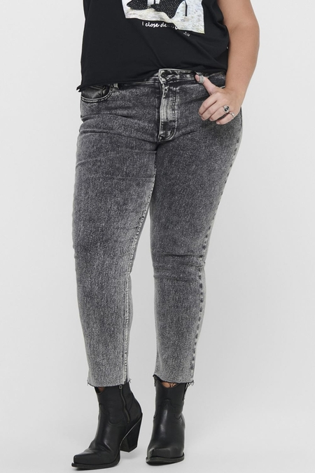 Jeans RICA ONLY Carmakoma grey wash