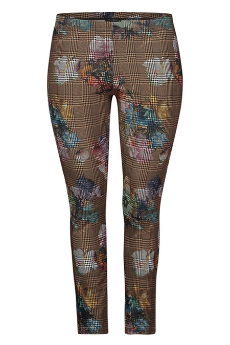 Broek Tommy dessin checks Ophilia