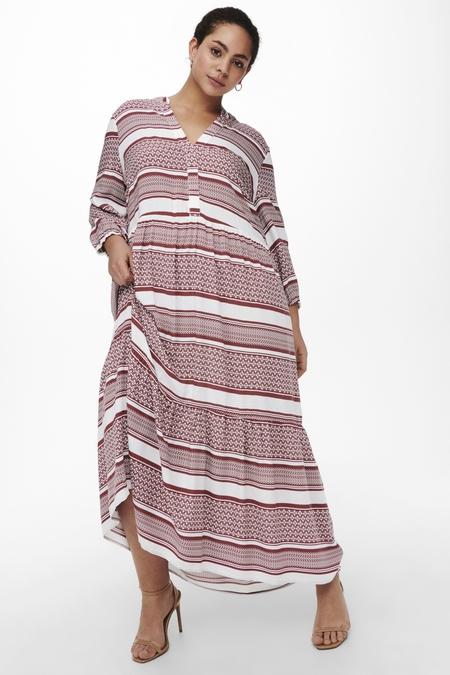 ONLY Carmakoma jurk CARMARRAKESH