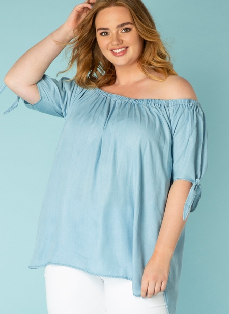 Yesta blouse Lana 65 cm
