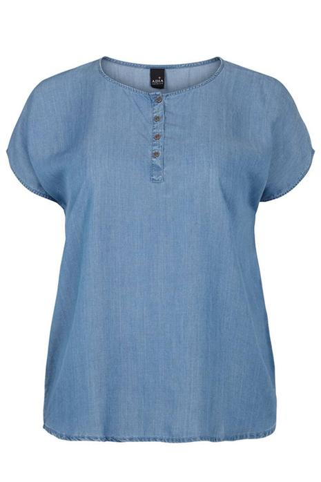 Blouse Adia Tencel denim