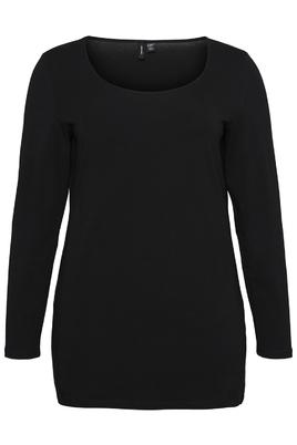 VERO MODA curve lange mouwen shirt