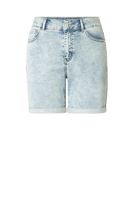 Yesta korte jeans broek Lara 10 inch