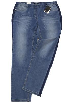 Jeans S-Janna donkere zijnaad