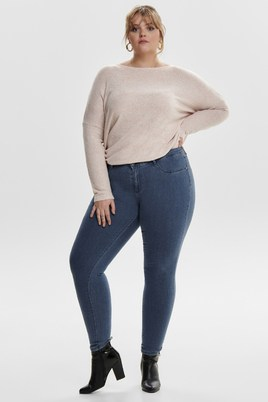 Jeans Only Carmakoma THUNDER push up
