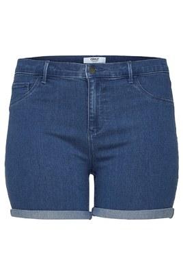 Jeans THUNDER ONLY Carmakoma kort