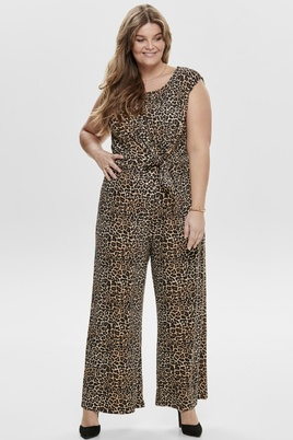 Jumpsuit TYRA ONLY Carmakoma print