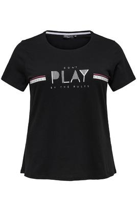 Sportshirt JANICE ONLY Play tekst vo