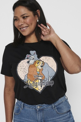 Shirt ONLY Carmakoma Disney