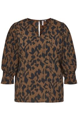 ONLY Carmakoma blouse CARLUXSILVIA