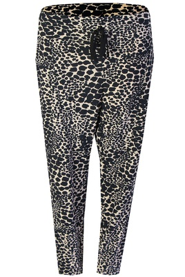 Broek Exxcellent animal print