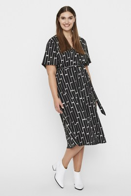 Jurk Junarose NANCY midi dress