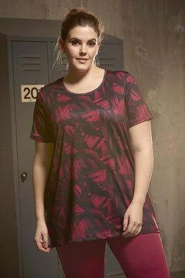 Shirt ROURKE Zhenzi sport print