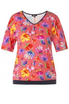 Shirt bloem print Ivy Bella