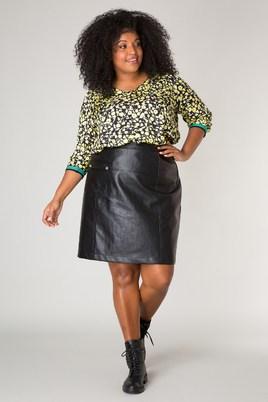 Rok Ivy Bella leatherlook 58 cm