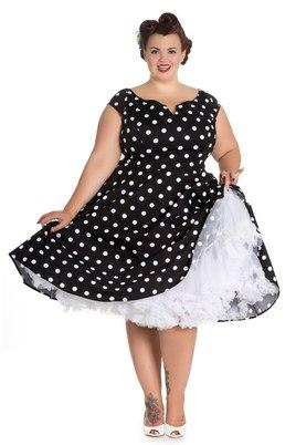 Rok Hell Bunny petticoat