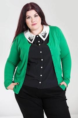 Vest Debbie Hell Bunny kort model
