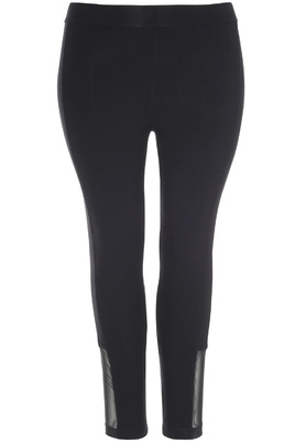 Legging Mat fashion voile details