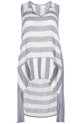 Tuniek Mat fashion brede streep