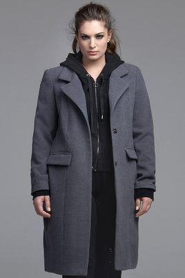 Jas Mat fashion met extra vest
