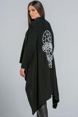 Vest Mat fashion applicatie rugpand