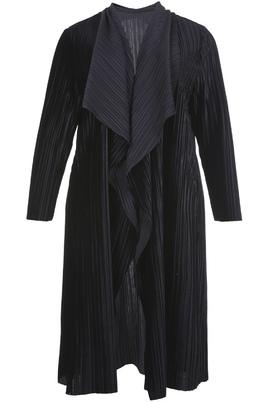Vest jas Mat fashion ribbel
