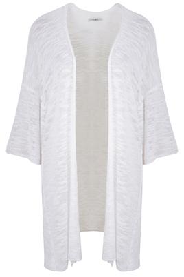 Vest Mat fashion kimonolook