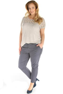 Broek No Secret coloured denim