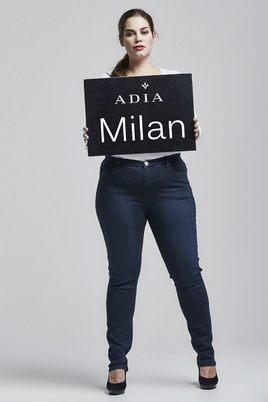 Adia N.O.S. Jeans Milan 82