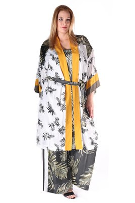 Jasje Mat fashion kimono stijl