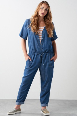 Jumpsuit Maxima fashion denim