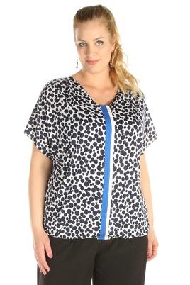 Shirt Maxima fashion print tricot