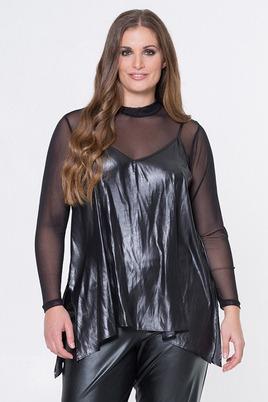 Shirt Mat fashion voile mousse