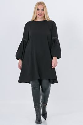 Jurk Mat fashion Alijn wijde mouwen
