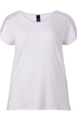 Shirt Adia bandjes schouder