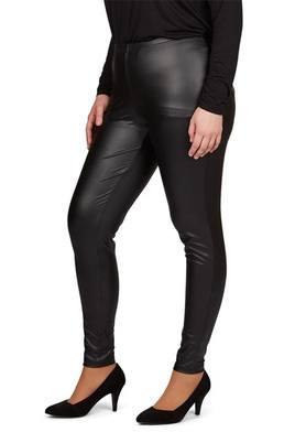 Legging 78 cm Adia leatherlook