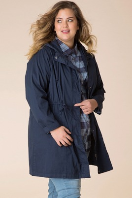 Jas Yesta parka model