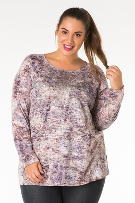 Shirt Yesta Print