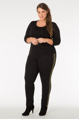 Legging zijbies Colletta