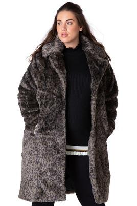 Jas Yesta fake fur animal print 105C