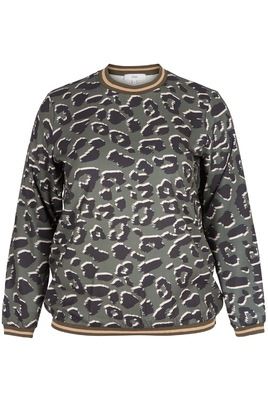 Shirt XENISA Zizzi print sportbies