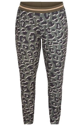 Broek XENISA animal print