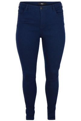 Jeans Zizzi AMY super slim open knie
