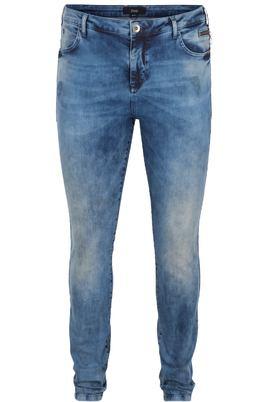 Jeans Zizzi NILLE ex.slim Blue de