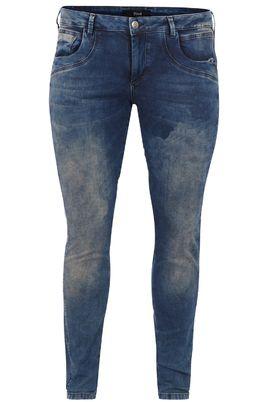 Jeans AMY Zizzi Blue denim